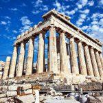 В понедельник вновь будет открыт для посетителей афинский Акрополь