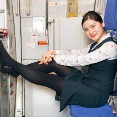 Авиационные власти Китая дали новые рекомендации стюардессам на время полета