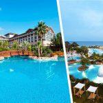 Большой 4-звёздочный отель в Кемере выставлен на продажу