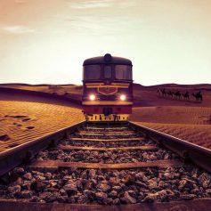В Египте строится скоростная железная дорога, которая соединит Красное море со Средиземным