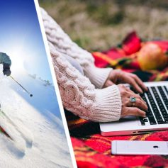 На горнолыжных курортах Болгарии сделали цифровые лагеря