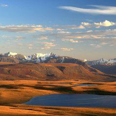 Таинственное плато Укок Горного Алтая