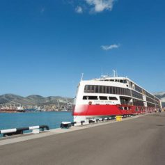 Круизы выходят на Азовское море: первый рейс отправится 11 августа