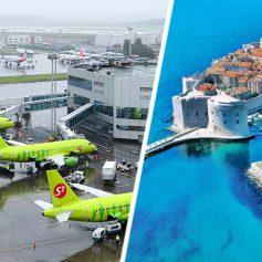 S7 объявил о начале регулярных полётов в Хорватию и Италию