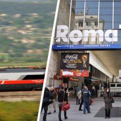 Италия возобновляет туристические поезда Рим-Милан после года простоя