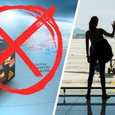 Отпуск за границей решено запретить до июля