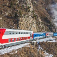 Москву и Байкал свяжет двухэтажный туристический поезд