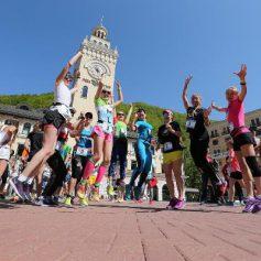 В майские праздники в курорте «Роза Хутор» пройдет шестой фестиваль бега ROSA RUN