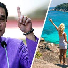 Премьер-министр Таиланда заявил об открытии Пхукета для иностранных туристов и новых правилах
