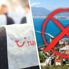 Турция не включена в список направлений TUI UK