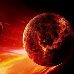 На Венеру с Земли отправляются два комических корабля, чтобы проверить гипотезу