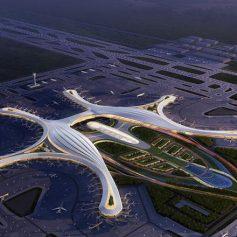 В Китае открылся новый международный мега-аэропорт