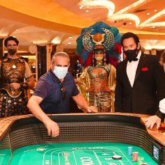 Новый казино-курорт открывается в Лас-Вегасе на фоне восстановления бизнеса после пандемии