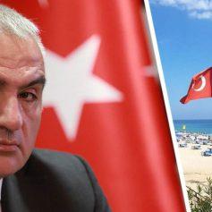 Бронирования «льются рекой» несмотря на пожары – министр туризма Турции
