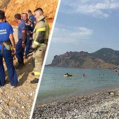 На нудистском пляже чуть не погибли два российских туриста