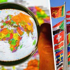 Мир празднует 27 сентября Международный день туризма