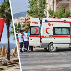 В Турции во время прогулки погибла российская туристка