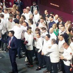 Девять ресторанов Москвы получили звезды Michelin